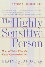 The Highly Sensitive Person book cover
